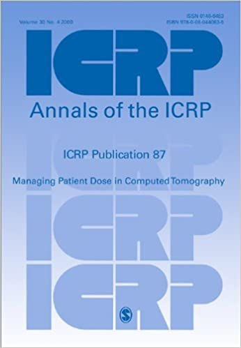 ICRP Publication 87: Managing Patient Dose in Computed