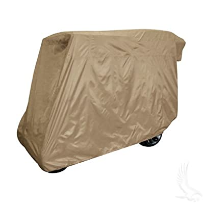 "Universal Golf Cart Storage Cover for 80""-88"" Top"
