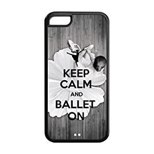 MMZ DIY PHONE CASETPU Case Cover for iphone 6 4.7 inch Strong Protect Case Cute Ballerina Ballet Dancer Case Perfect as Christmas gift(5)
