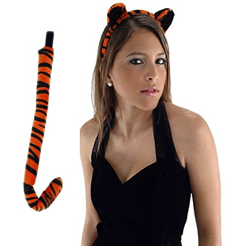 Cats Broadway Costumes (elope Tiger Ears & Tail Set)