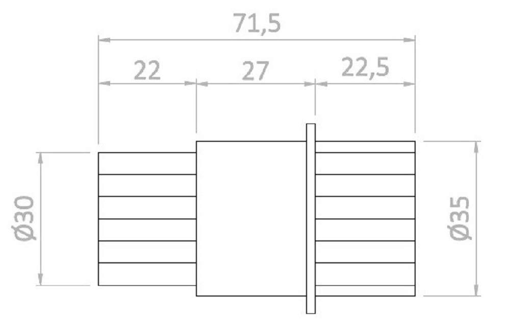 Mobelfuss Stutzfuss Verstellbar 13 24 5cm Bettfuss Mobelfusse