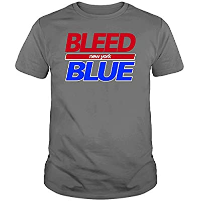 I Bleed Blue New York Shirt