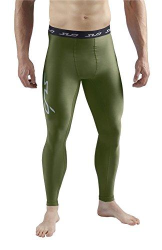 Green Brushed Fleece - 5