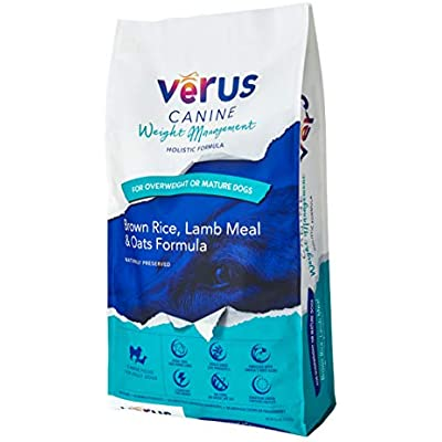 Verus Weight Management Dry Dog Food 15# Bag