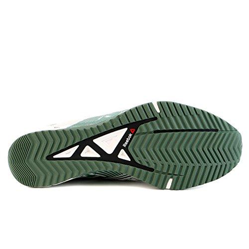 Reebok Crossfit Sprint 2.0 Mens Training Shoe 11 White-Silver-Black
