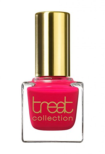 treat collection - Vegan / 5 Free Nail Polish A SPECIAL SOMETHING (Bright Cherry-Hued - Natural Cherry Collection