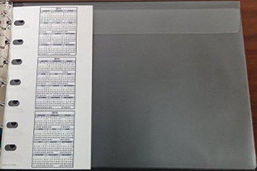 (EGP Vinyl Pocket Organizer for 7 Ring Binders, Size: 13 x 9 1/2)