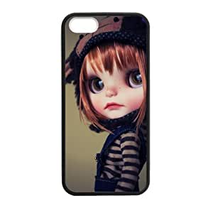 For iphone 5c Case, [Doll] For iphone 5c Case Custom Durable Case Cover for For iphone 5ccase