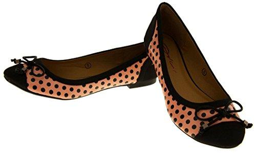 Footwear Studio , Ballerines pour femme Noir noir