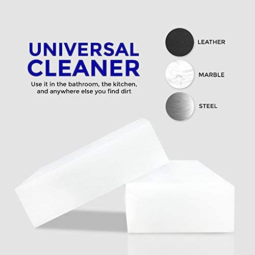health, household, household supplies, cleaning tools,  scouring pads, sticks 7 picture STK 20 Pack Extra Thick Magic Cleaning Pads in USA