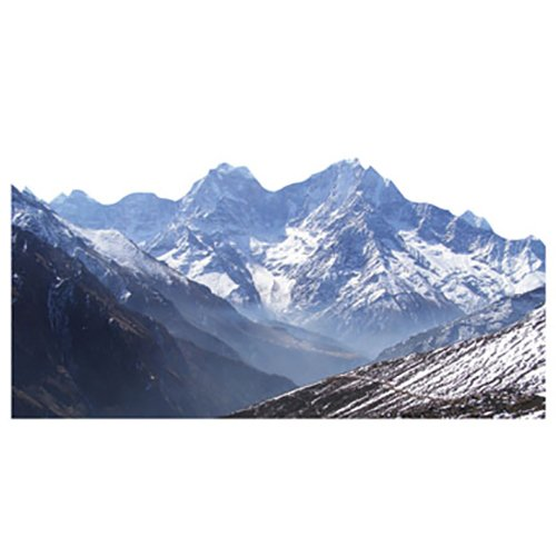 WGH13063 Gokyo Valley Vinyl Wall Decal Graphic