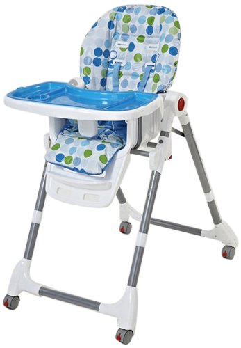 Infanto Ultima Baby High Chair (Blue)  sc 1 st  Amazon.in & Buy Infanto Ultima Baby High Chair (Blue) Online at Low Prices in ...