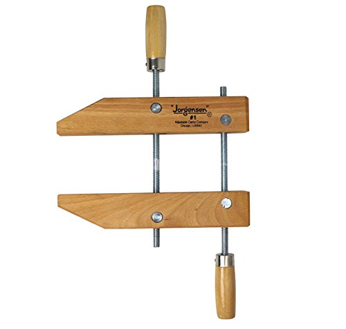 Jorgensen Size 1 6-Inch Handscrews Wood Clamp by Pony Tools