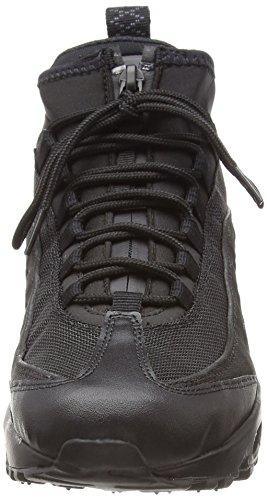 Nike Herren Air Max 95 Sneakerboot Boot Schwarz Schwarz