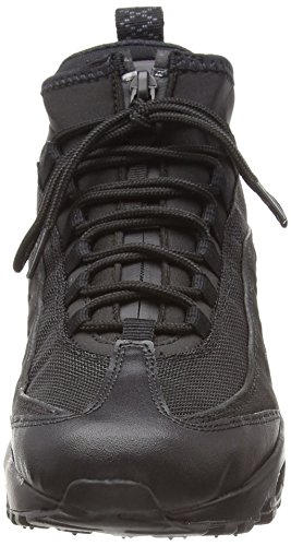 Uomo Max Black Scarpe Nike Sportive Sneakerboot 95 Air Black q158w5Y