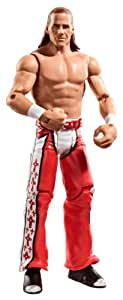 WWE Shawn Michaels Wrestle Mania Heritage Figure - Series #26