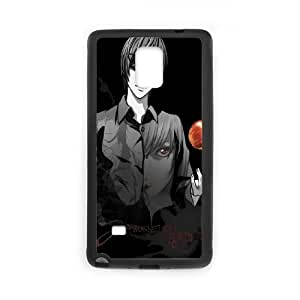Death Note Samsung Galaxy Note 4 Cell Phone Case Black 91INA91169617