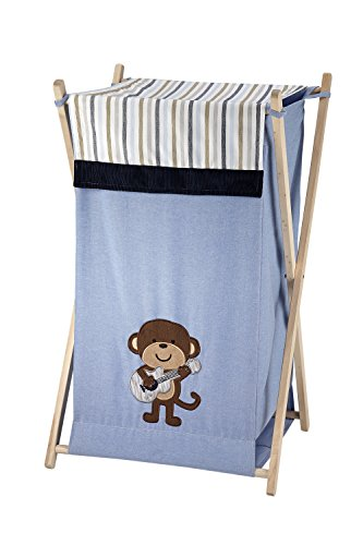 085214095905 - Carter's Monkey Collection Hamper carousel main 0