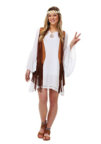 Fun Costumes Flower Child Costume Large