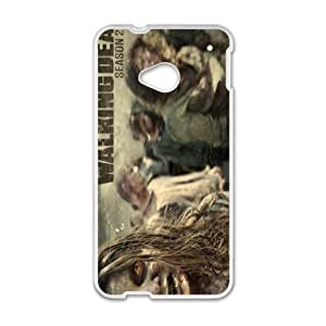 Happy The Walking Dead Phone Case for HTC One M7