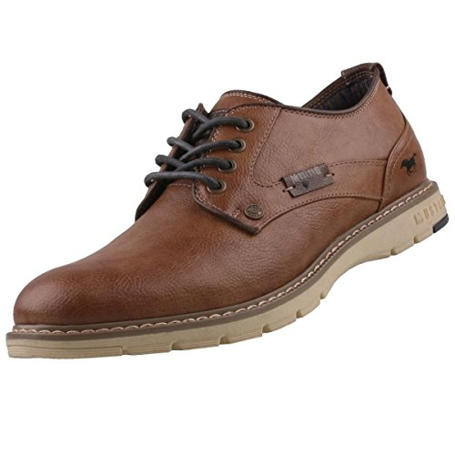 4105 Marron 301 303 Shoes Derby Mustang OZzRvn6nx