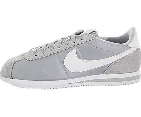 Nike Cortez Basic Nylon Wolf Grey/White