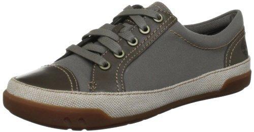 Timberland Ek Northport - zapatillas deportivas de cuero mujer gris - Warm Grey