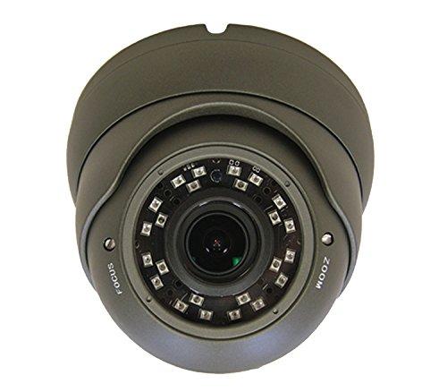 101AV 1080P True Full-HD Security Dome Camera 2.8-12mm Variable Focus Lens SONY 2.4Megapixel STARVIS Image Sensor IR In/Outdoor OSD works w/ 1080P TVI 1080P AHD 1080P CVI & standard recorder only