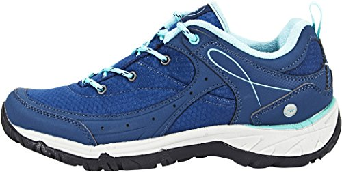 Hi-Tec Equilibrio Bijou Low I Shoes Women Majolica/Curacao Blue 2017 Schuhe