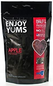 Enjoy Yums Horse Treats, 1 Pound Bag