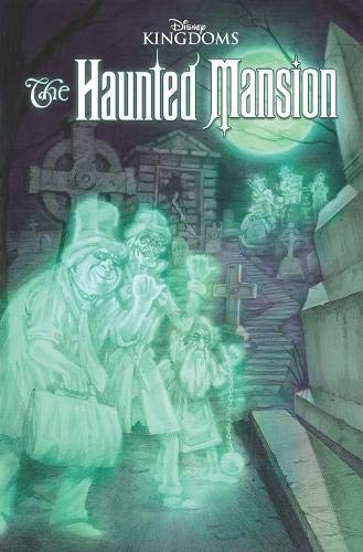 Book Cover: Disney Kingdoms: Haunted Mansion