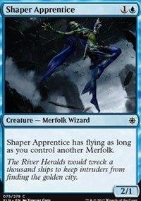 Shaper Apprentice - Foil - ()