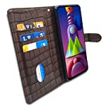 Rasmika Case for,Redmi 9 Power [Kickstand Feature] Luxury PU Leather Wallet Case Unipha Flip Folio Cover with [Card…