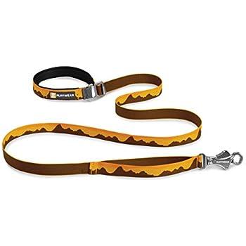 Ruffwear - Flat Out Hand-Held or Waist-Worn Dog Leash, Teton