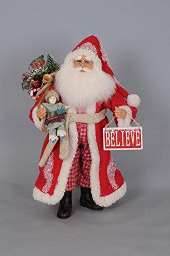 Karen Didion Vintage Christmas - Karen Didion Santa