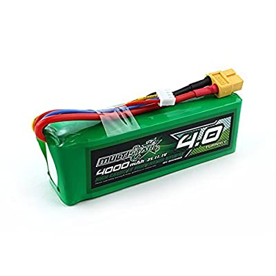 Multistar High Capacity 3S 4000mAh Multi-Rotor Lipo Pack: Toys & Games