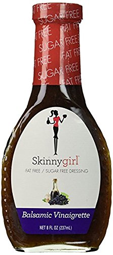(Skinny Girl Balsamic Vinaigrette Dressing, 8 fl oz (2 Pack))