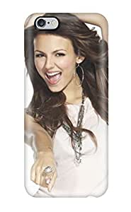 Defender Case For Iphone 6 Plus, Victoria Justice Pattern