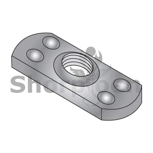 SHORPIOEN Multi Projection Tab Weld Nut Plain 5/16-18 BC-31NWP2 (Box of 1000)