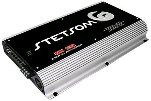 Stetsom 9KEQ2 9000 Watt Mono 2 Ohm Car Amp [並行輸入品] B075PBSNNM