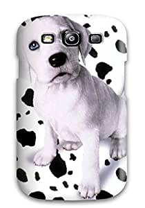 Galaxy Cover Case - Dalmatian Protective Case Compatibel With Galaxy S3