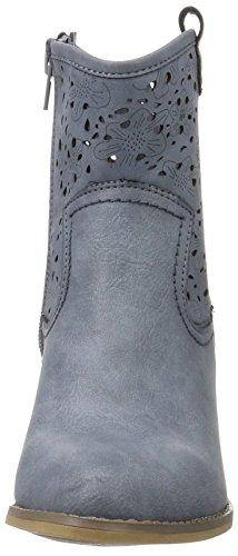 Jane Klain 253 480, Botas Camperas para Mujer Pantalon De Mezclilla (Jeans)