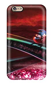 Best Snap-on Sonic Case Cover Skin Compatible With Iphone 6 2994249K88661083
