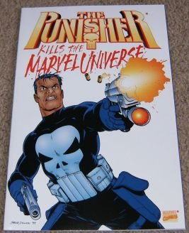 The Punisher Kills the Marvel Universe by Marvel Comics