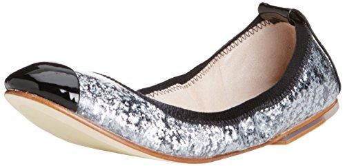 Bloch Elettra - Bailarinas para mujer Silver