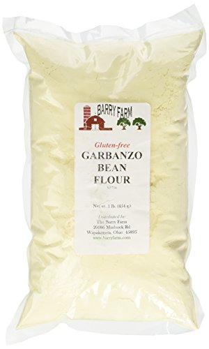 Whole Wheat Pastry Flour Muffins - Garbanzo Bean Flour, 1 lb. by Barry Farm