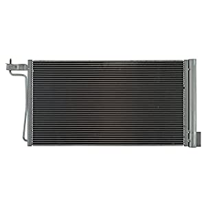 AC Condenser A/C Air Conditioning Direct Fit for 12-14 Ford Focus Brand