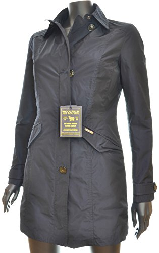 Blu Waposs Giacca Xl Coat Tg Impermeabile Col Woolrich Donna Travel xY7qZgwgB