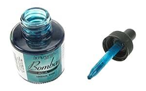 Dr. Ph. Martin's Bombay India Ink, 1.0 oz, Aqua