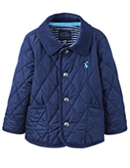 Joules Infant Quilted Jacket - Navy